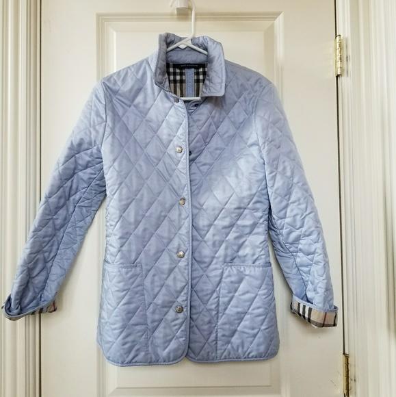 Burberry Jackets Coats Quilted Jacket Poshmark